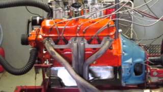 getlinkyoutube.com-Sehr Performance Machine / Franks 340 6 Pack