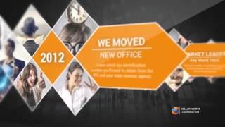 getlinkyoutube.com-Company Profile Presentation - After Effects Template
