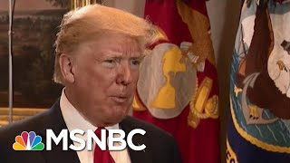 Donald Trump Pushes White Identity Politics But What About Everyone Else    The Last Word   Msnbc