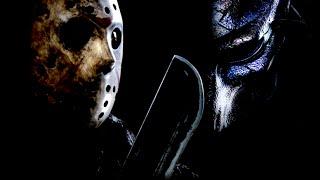 getlinkyoutube.com-Jason Voorhees Vs Predator / EPIC DEATH BATTLE!!!