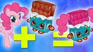 getlinkyoutube.com-My Little Pony + Shopkins | Character Mashup!