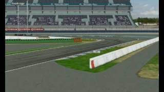Rfactor Formula 1 2010 GP Germany