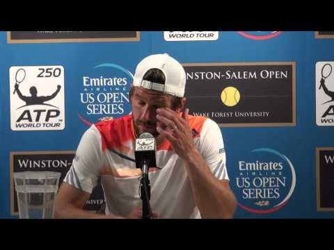 2013 Winston-Salem Open - Jurgen Melzer Championship