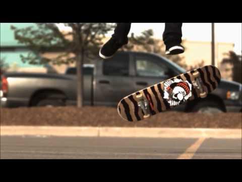 Skate - Manobras em slow motion