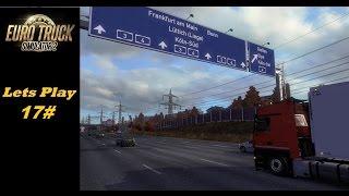 getlinkyoutube.com-[ETS2 Lets Play] On The Road 17# *vom umgekipptem Auto & Navi Blackout*