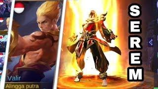 VALIR HERO BARU  !! MAGE PALING KUAT DI ML ! - Mobile Legend Indonesia
