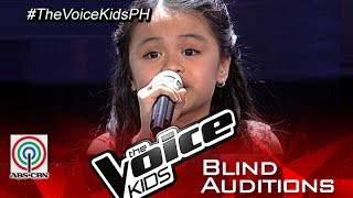 "The Voice Kids Philippines 2015 Blind Audition: ""Home"" By Esang"