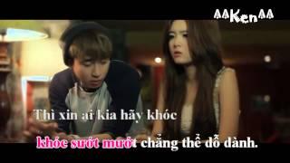 getlinkyoutube.com-[Karaoke] Người tôi yêu - Chi Dân [Beat ghép]