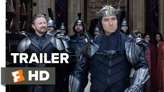 getlinkyoutube.com-King Arthur: Legend of the Sword Trailer #1 | Movieclips Trailers