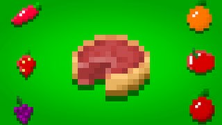 getlinkyoutube.com-Minecraft - Food+ in 1 command!