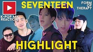 """Millennials React to Seventeen """"Highlight"""""""