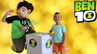 NEW-BEN-10-Toys-Collection-Delivered-By-Ben-10-Himself-To-Ckn-Toys width=