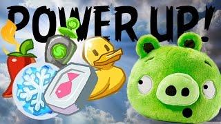getlinkyoutube.com-Power Up! - Angry Birds 2!