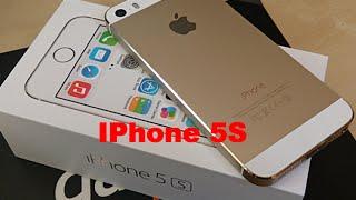 getlinkyoutube.com-APPLE - Déballage Iphone 5S et premier démarrage