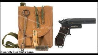 getlinkyoutube.com-VZ44 26.5mm Flare Pistol + Sub Caliber .45LC, .410
