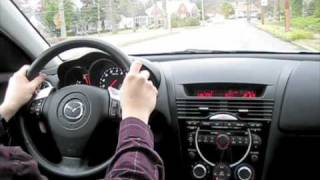 getlinkyoutube.com-Test Drive 2007 Mazda RX-8 w/ Exhaust, and Full Tour