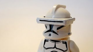 How To Make: Custom Lego Star Wars Clone Macrobinoculars