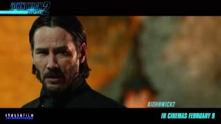 JOHN WICK CHAPTER 2 - In Cinemas February 9 across the Middle East