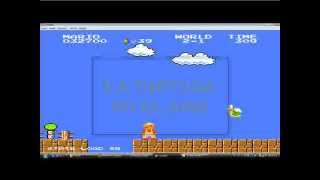 getlinkyoutube.com-SUPER MARIO BROS Todos los trucos