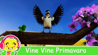 getlinkyoutube.com-Vine Vine Primavara - Cantece Gradinita .ro