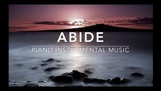 ABIDE - 3 Hour Peaceful Music | Christian Meditation Music | Deep Prayer Music | Relaxation Music