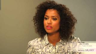 getlinkyoutube.com-Actors on Actors: Oscar Isaac and Gugu Mbatha-Raw - Full Video