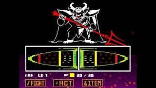 getlinkyoutube.com-Undertale - Asgore Boss Fight