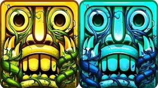 Temple Run 2 - NEW UPDATE Lost Jungle Full Gameplay HD