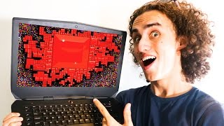 getlinkyoutube.com-PLAY THIS AMAZING GAME WITH ME! (blockor.io)