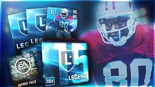 getlinkyoutube.com-95 JERRY RICE! 15x Legend Bundle + Random Legend Topper!