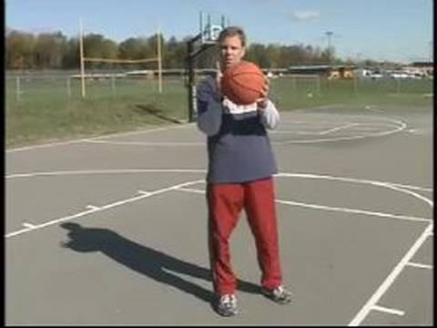 Basketball Lessons for Beginners : Hand Warm Up Exercises for Basketball