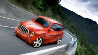 getlinkyoutube.com-Speed Art Adobe Photoshop - Extreme car repair and tuning