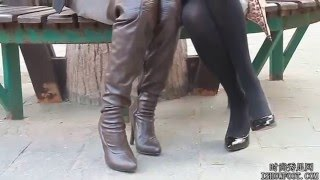 getlinkyoutube.com-high heel boots