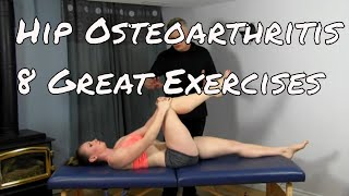 getlinkyoutube.com-8 Great Exercises for Hip Osteoarthritis