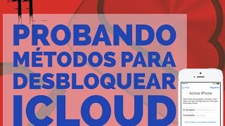 getlinkyoutube.com-PROBANDO MÉTODOS PARA QUITAR ICLOUD | HOST Y DOULCI ACTIVATOR |