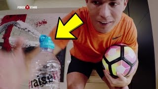 CRISTIANO RONALDO - BOTTLEFLIP CHALLANGE!! - Vines #7 | Funny Moments,Fails,Goals! | HD