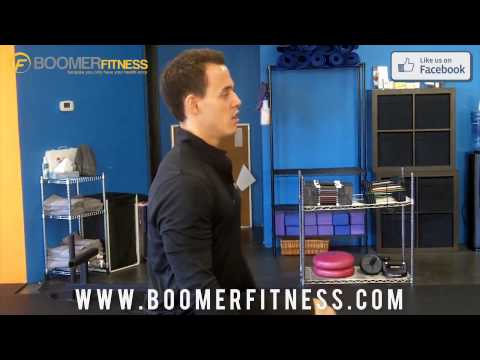 Baby Boomer Fitness and Exercise Tips For Strengthening the Arms and Legs