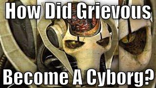 getlinkyoutube.com-How did General Grievous become a Cyborg?
