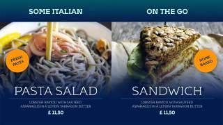getlinkyoutube.com-Modern Food Menu - Restaurant Display