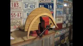 getlinkyoutube.com-MG TC Pedal Car Project