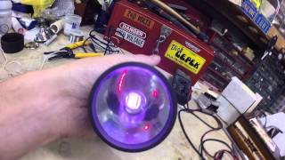 getlinkyoutube.com-Home Made Infrared Light