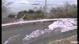 getlinkyoutube.com-Tsunami in Kesennuma, Miyagi Prefecture, Japan (3)