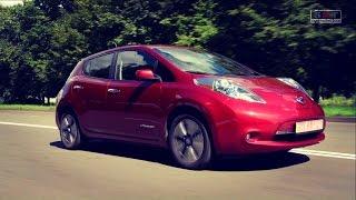 getlinkyoutube.com-Nissan Leaf за $12000 - езда на халяву или развод? Срок службы, 0-100, тест-драйв.