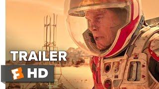 getlinkyoutube.com-The Martian Official Trailer #2 (2015) - Matt Damon, Jessica Chastain Movie HD