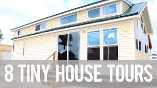 getlinkyoutube.com-8 Tiny House Tours