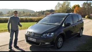 getlinkyoutube.com-VW Sharan: Laderiese mit durchdachtem Sitzsystem