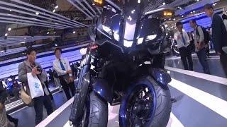 getlinkyoutube.com-The Yamaha 2017 Motorcycles  - Show Room JAPAN