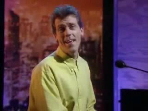 """Video clip and lyrics Hey Jude by Hugh Laurie."