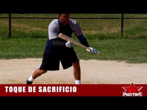 Consejos de Béisbol: Toque De Sacrificio con Yunel Escobar