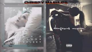 getlinkyoutube.com-[Halloween Mashup 2/3] Halsey & Ariana Grande - Control / Let Me Love You Mashup